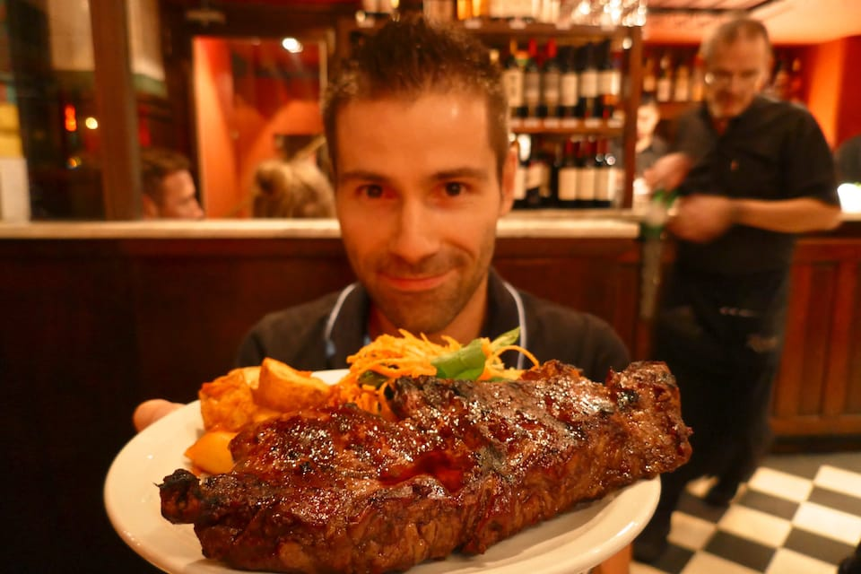Steak - interesting facts about Argentina