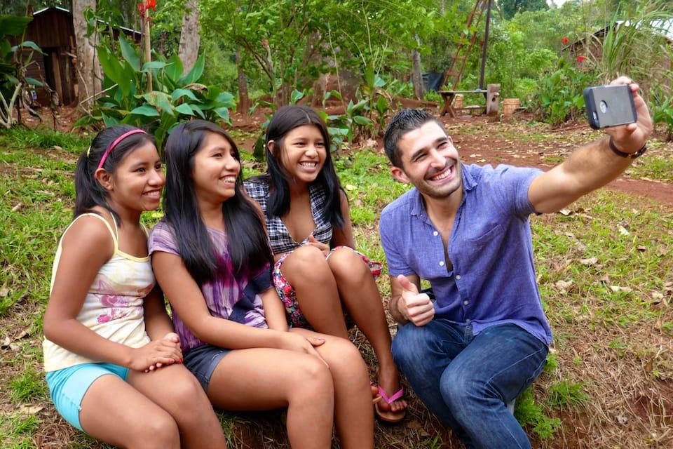 Guarani tribe misiones road trip in northeast argentina