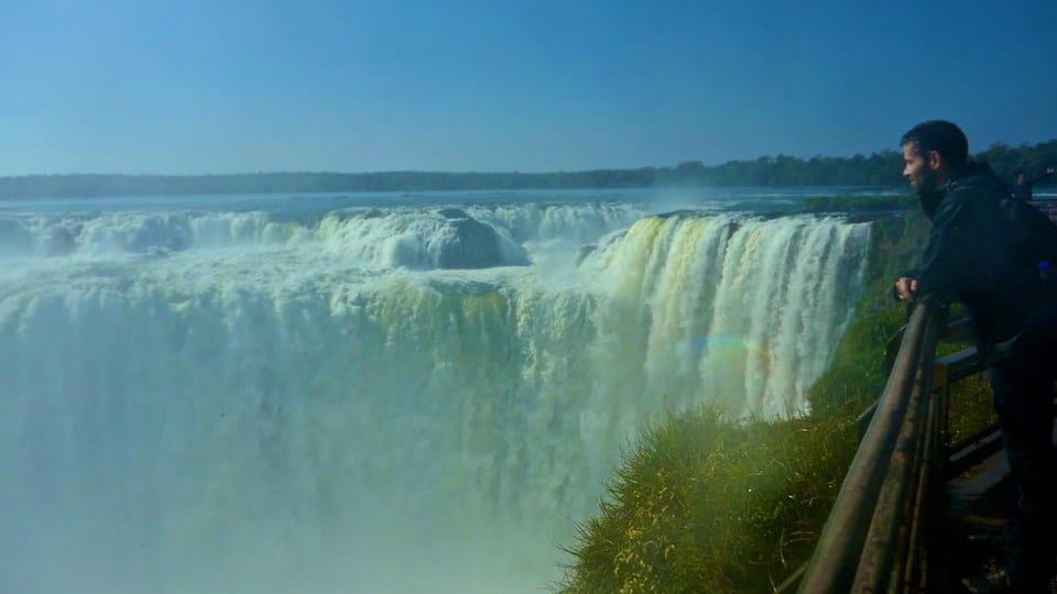 Iguazu Falls road trip in northeast argentina misiones