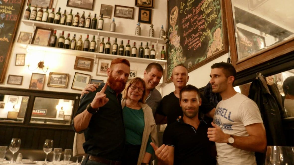 Lo De Jesus is one of our favourite gay restaurants in Buenos Aires