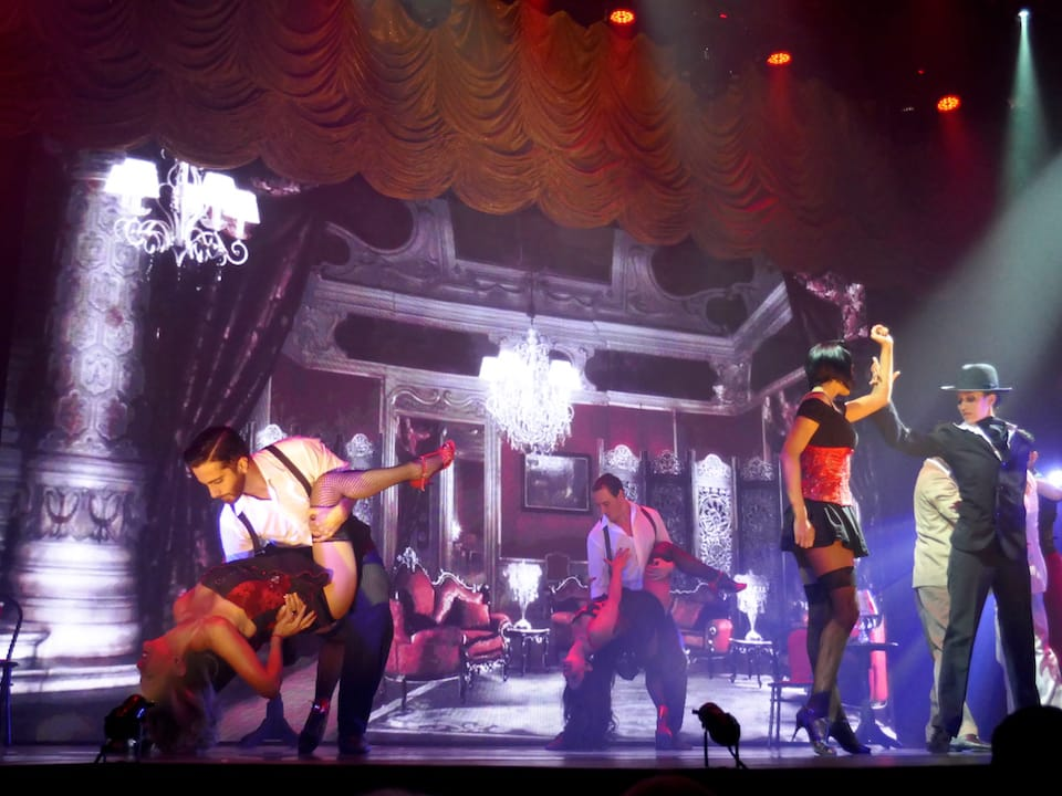 Madero Tango show one of best gay things to do in Buenos Aires