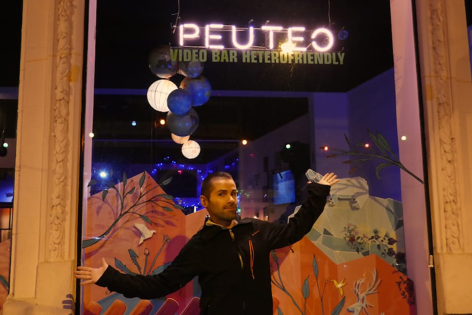 Gay guide to Buenos Aires Peuteo gay bar
