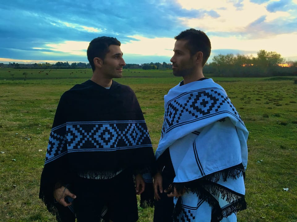 Gauchos and ponchos interesting facts about Argentina