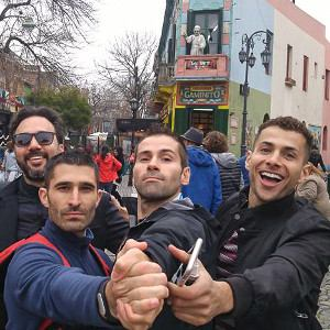 Join a gay group tour of buenos aires this november