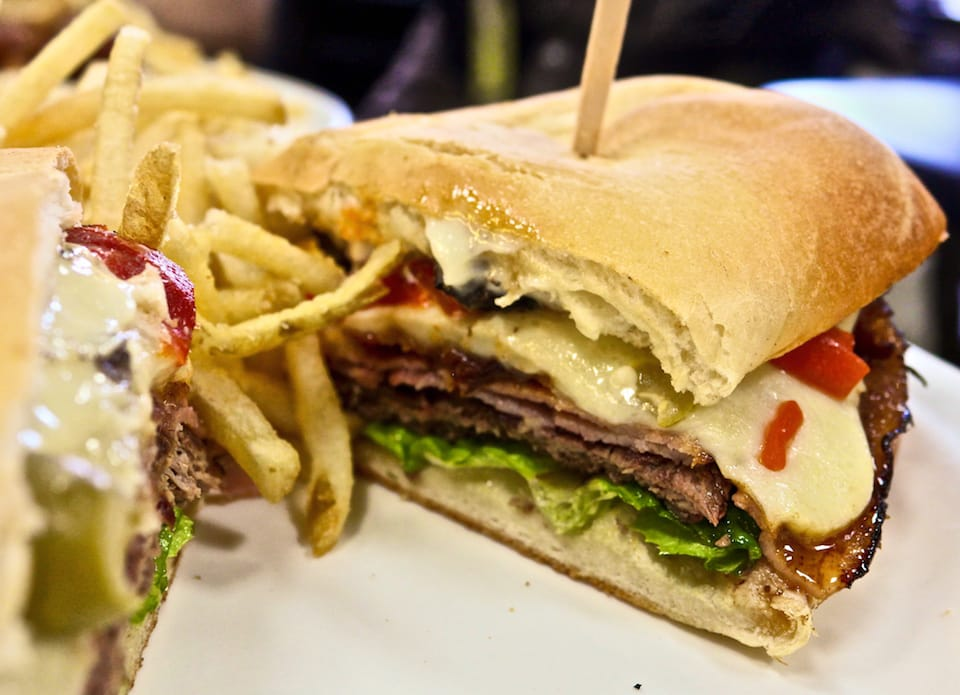 chivito steak sandwich national dish interesting facts about uruguay