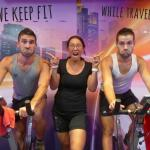 How to keep fit when travelling: advice for greedy gay couples!