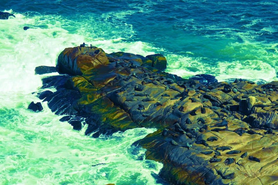 Cabo del Polonia Uruguay itinerary