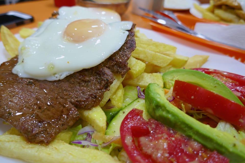 churrasco ecuador famous foods