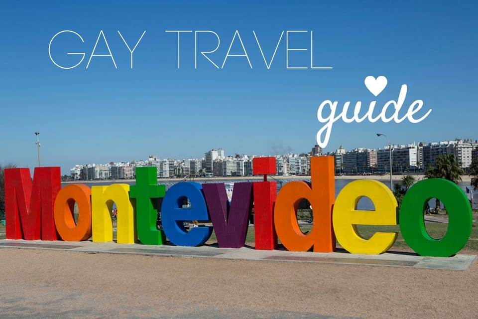 Gay scene of Montevideo gay guide