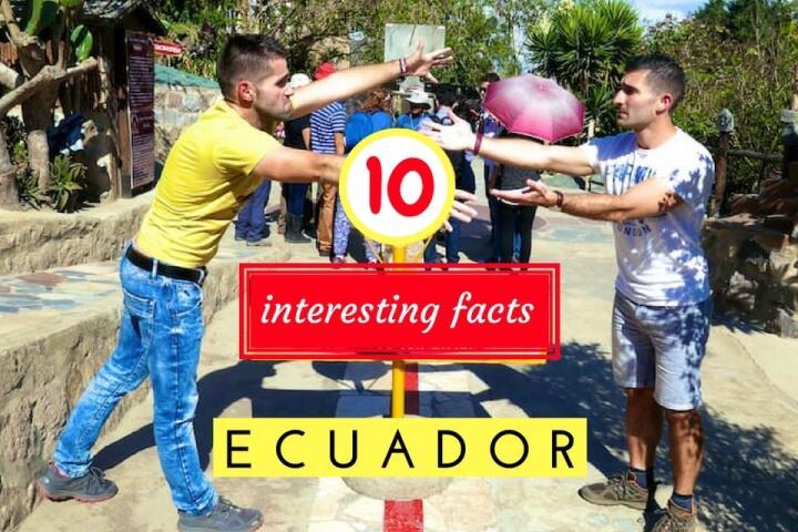 Ecuador interesting fact
