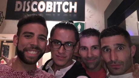 Disco bitch gay club Quito
