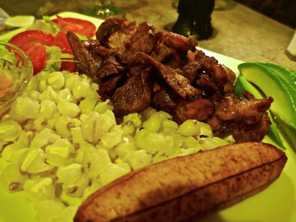 Fritada favourite food Mario gay Quito local interview