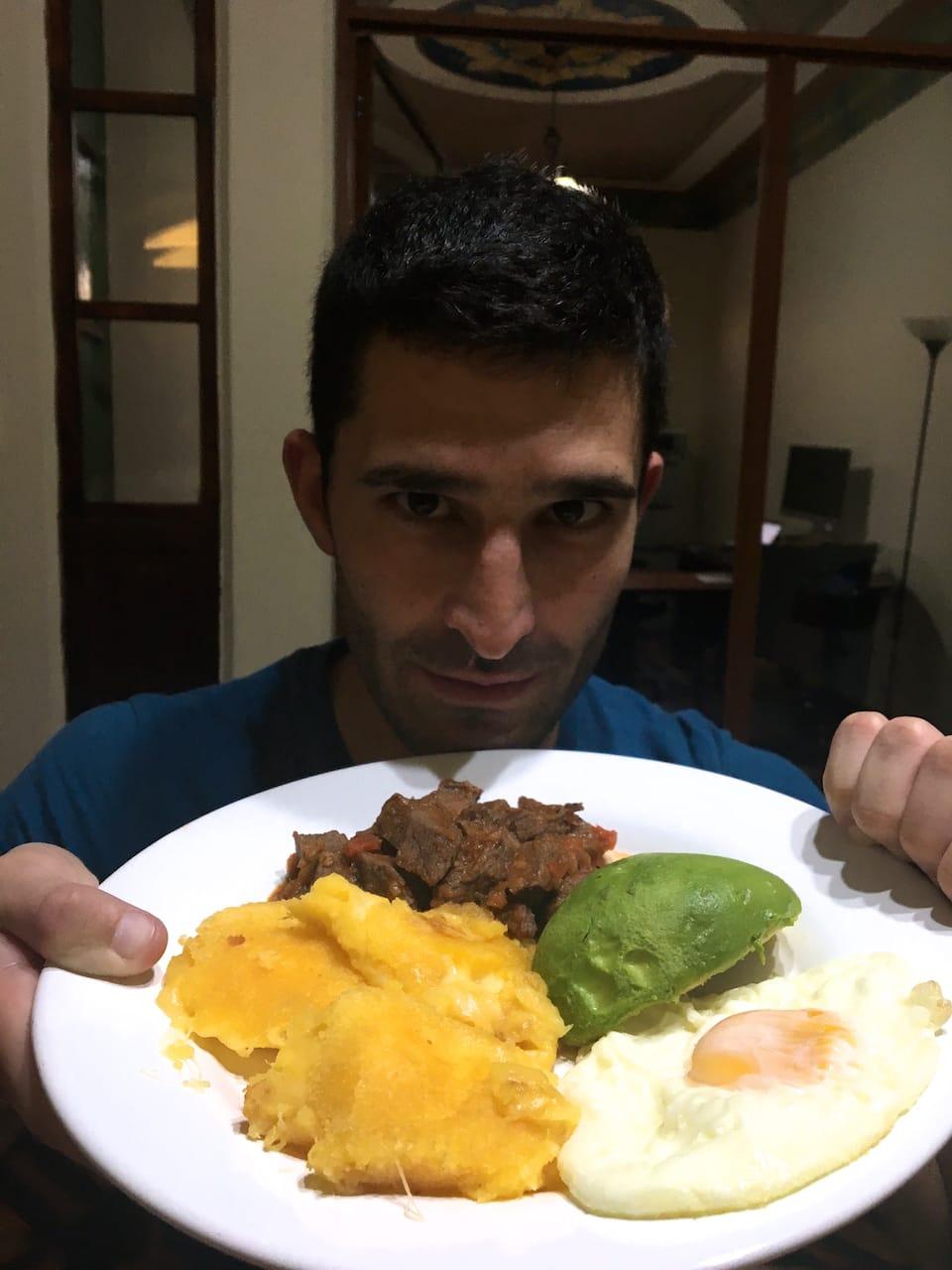 llapingacho ecuador famous foods