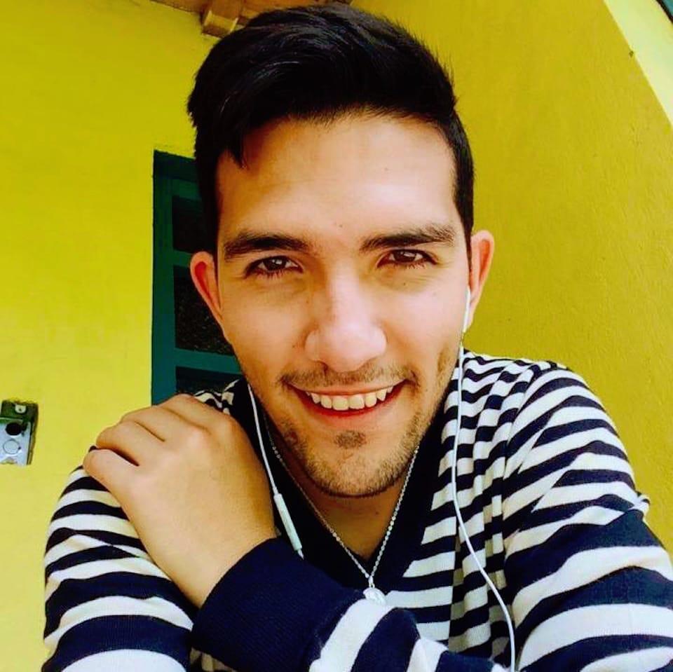 Gay life in Ecuador interview with Mario
