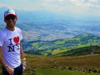 Mario gay life in Ecuador interview