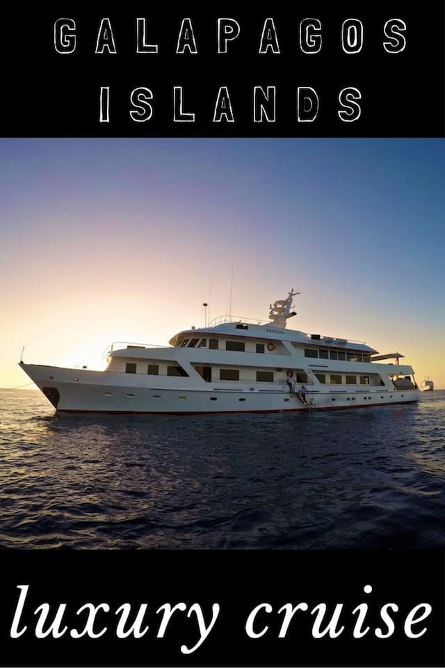 Galapagos Islands luxury cruise review