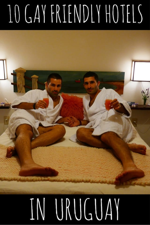 Pinterest gay friendly hotels in Uruguay