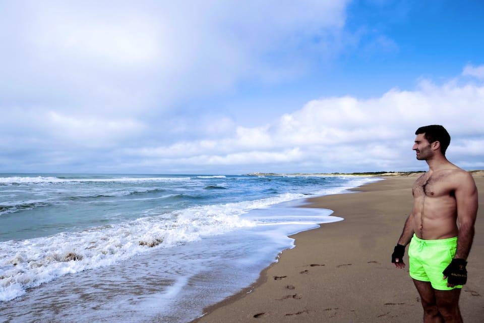 Punta Del Diablo beach Uruguay itinerary