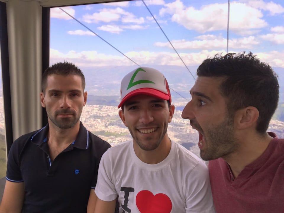Mario Quito gay scene and gay life in Ecuador interview