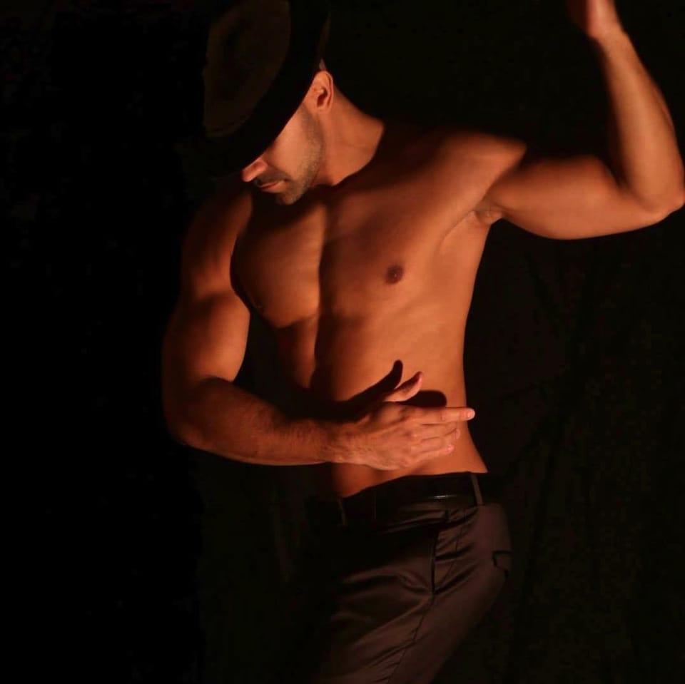 Rodrigo tango dancer gay life in Uruguay