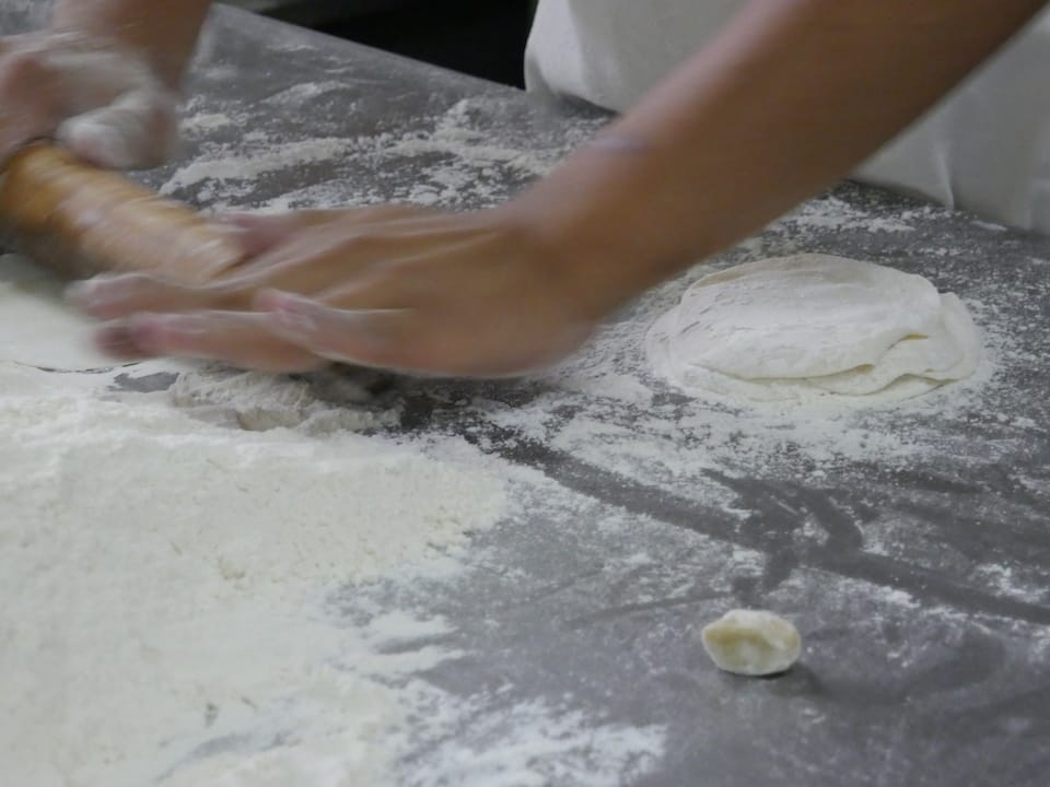 recipe for ecuadorian quesadillas dough