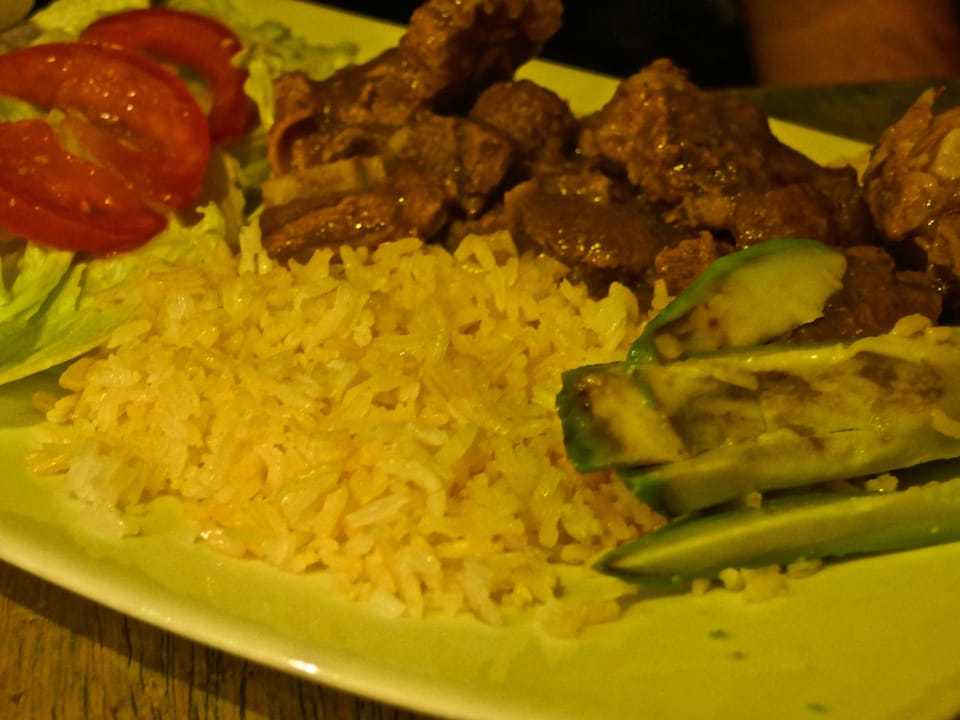 seco de chivo goat stew famous foods ecuador