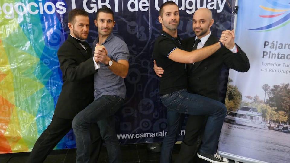 Queer tango gay life in Uruguay and Montevideo