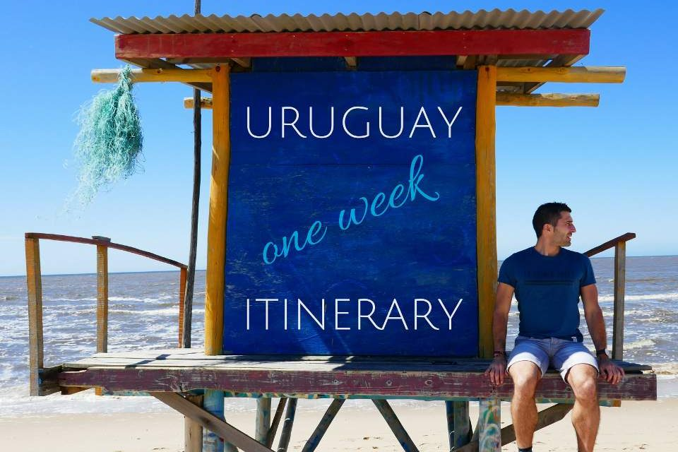 Uruguay one week itinerary – road trip or by bus