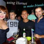 Gay apps for travelling: using Hornet to make local friends abroad