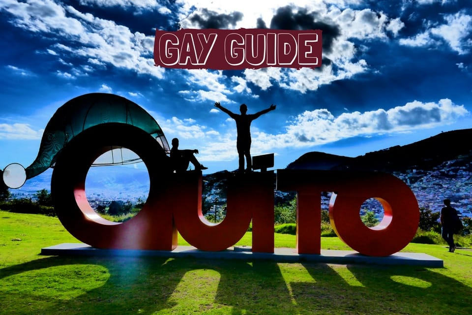 Quito gay guide cover pic