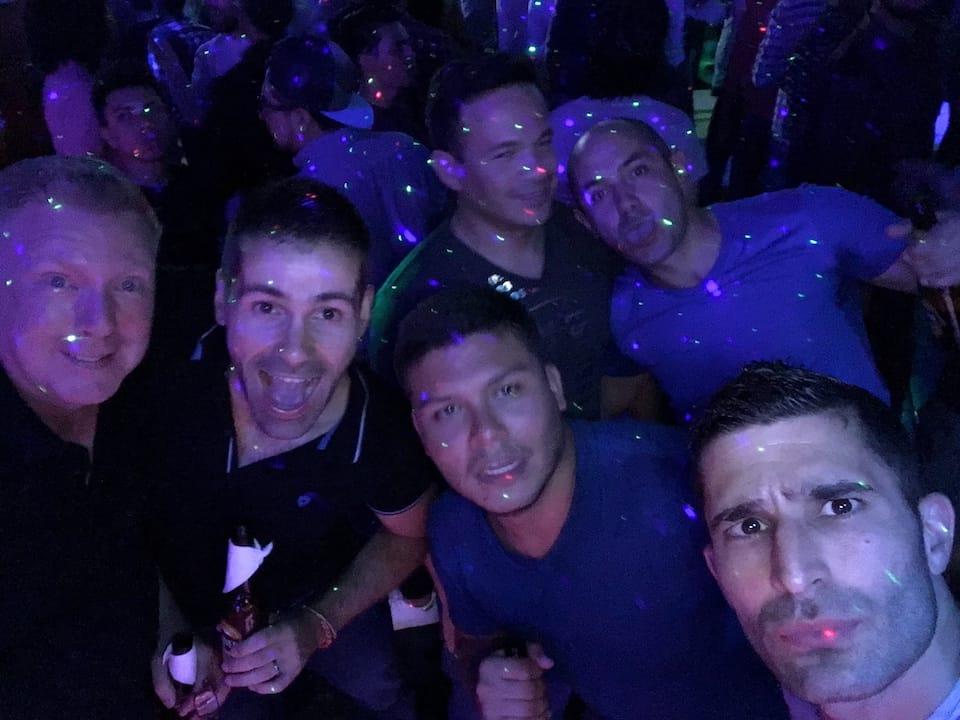 El Hueco gay club Quito gay guide