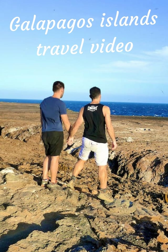 Watch our Galapagos Islands travel video