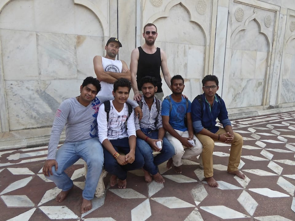 Seb Indian friends Delhi gay apps for travelling