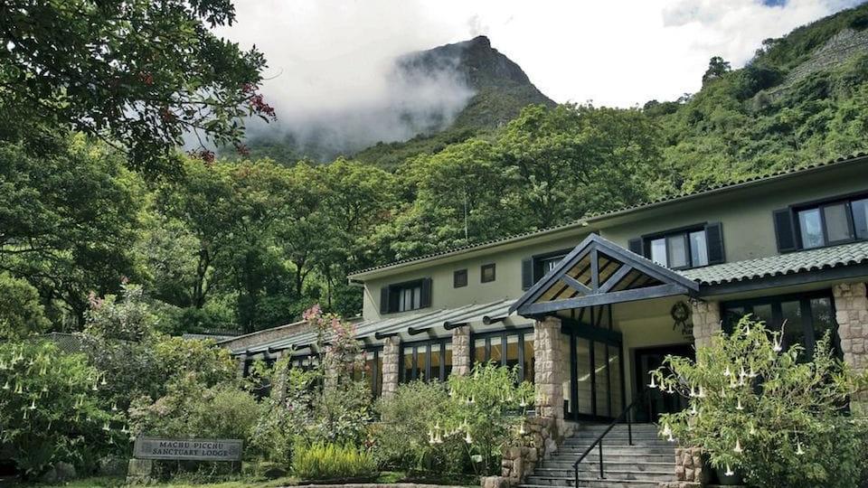 Belmond Sanctuary Lodge hotel gay friendly no Peru
