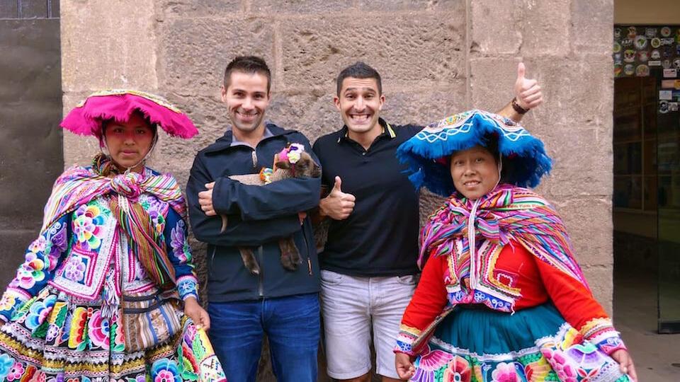 Gay friendly travel itinerary to Peru