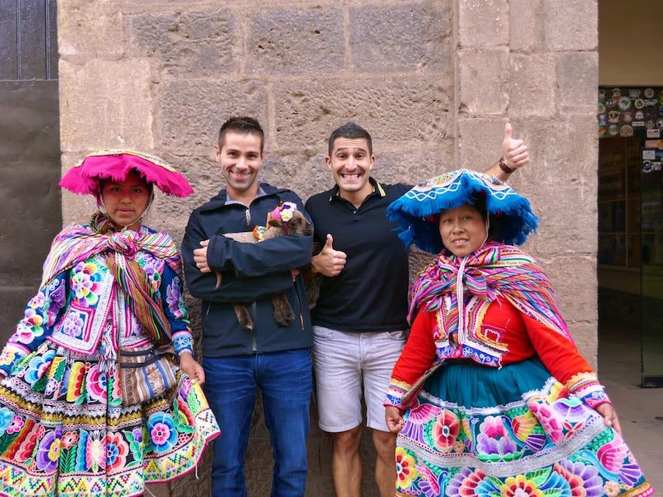 Itinerary to Peru Cusco walking tour