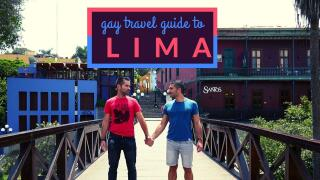 Lima travel gay guide with nomadic boys