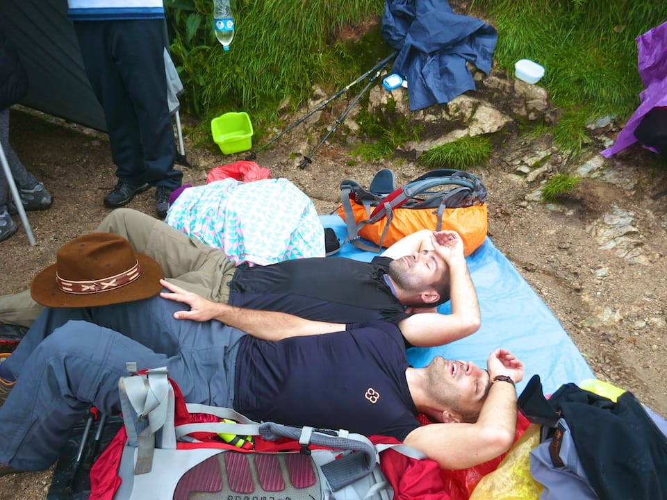 Inca Trail review exhausting and intense trek