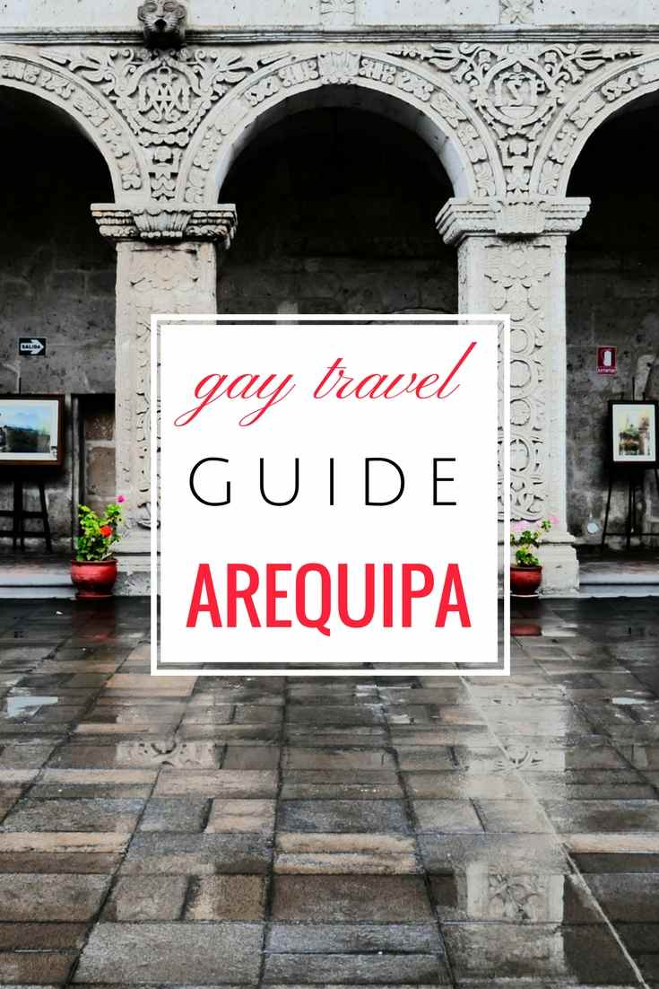 Gay Arequipa guide