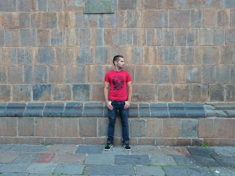 gay guide to Cusco free walking tour