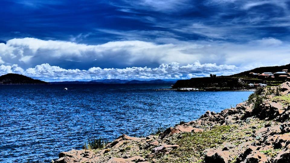 Amantani island reason why it is worth going to lake titicaca