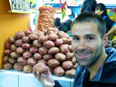 Potato interesting facts about Peru Inca influences