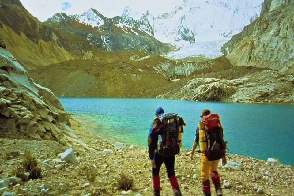 Huayhuash trek alternative to inca trail in january
