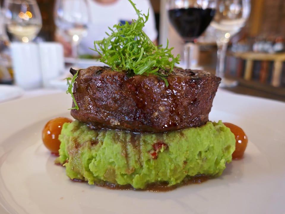 gourmet food Alto Atacama hotel in San Pedro