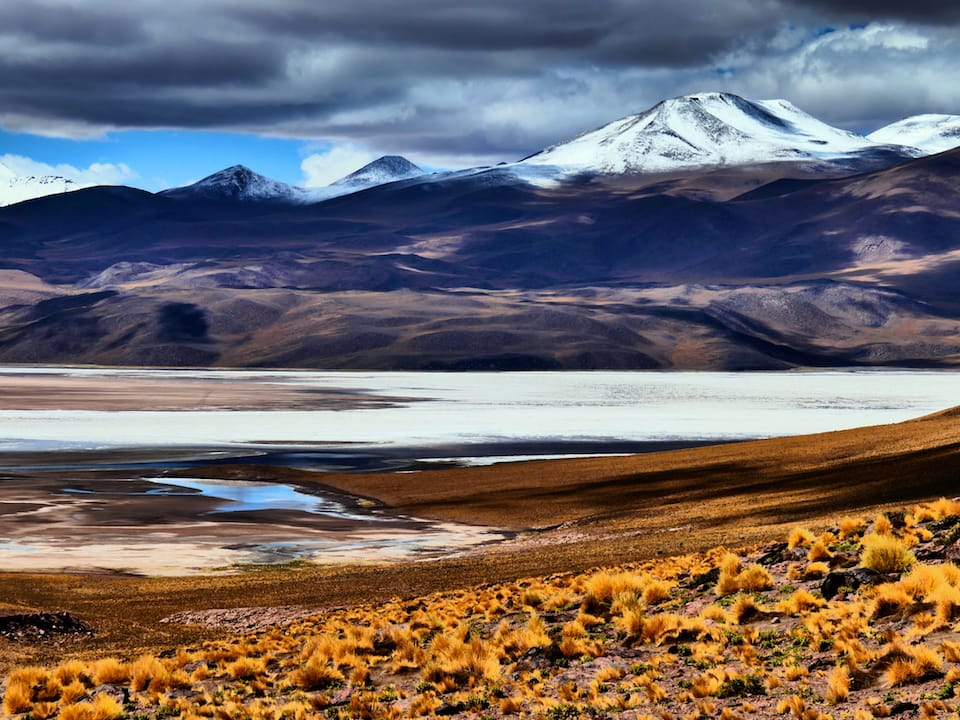 Capur Salt Flats excursion with Alto Atacama gay hotel in San Pedro