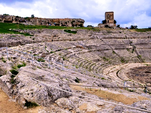 Syracuse archaeology romantic things to do in Sicily