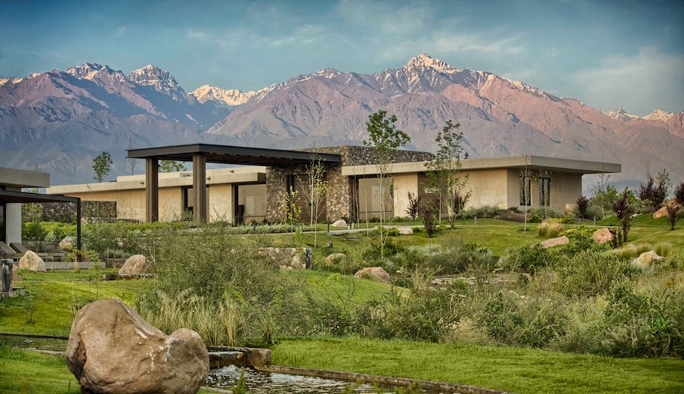 The Vines luxury gay friendly hotel in Mendoza gay travel guide