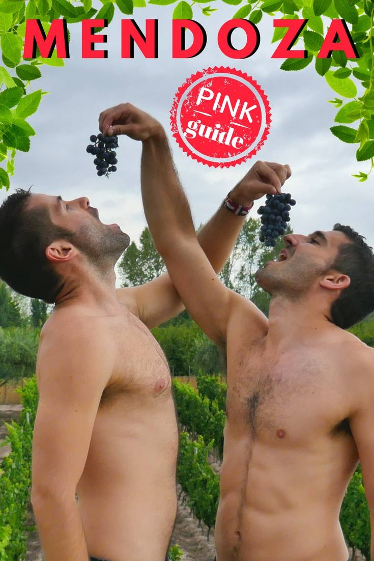 Gay guide to mendoza on pinterest