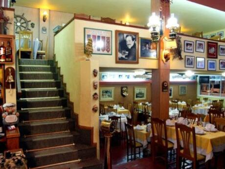 Cantina el Nautico is a family ruin restaurant in Puerto Madryn with yummy traditional food