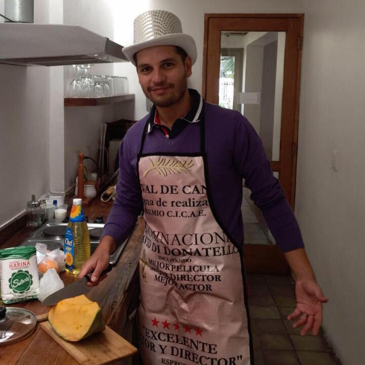 Ivan in Santiago gay life in Chile interview